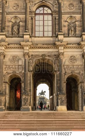 Gate of Zwinger