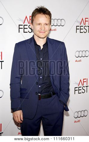 Damon Herriman at the AFI Fest 2011 Opening Night Gala World Premiere Of