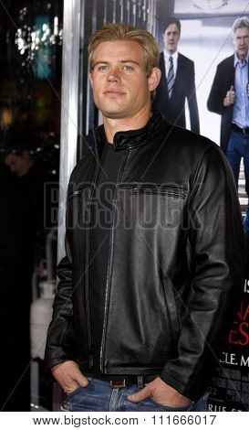 HOLLYWOOD, CALIFORNIA - January 19, 2010. Trevor Donovan at the Los Angeles premiere of