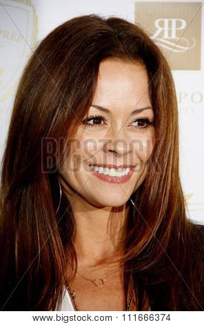 Brooke Burke at the Rosie Pope Maternity Store Opening held at the Rosie Pope Maternity, California, United States on March 29, 2012.