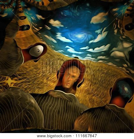 Minds of man