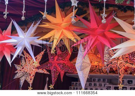 Dresden Christmas Stars