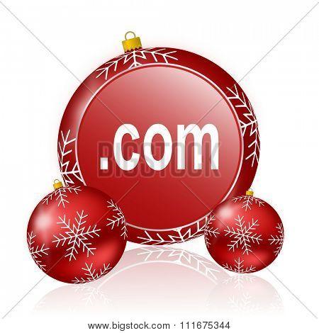 com christmas icon