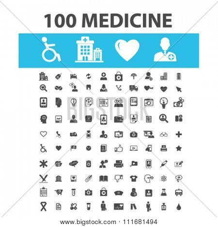 medicine, health care, icons, health care and safety, health insurance, medicine  icons, signs vector concept set for infographics, mobile, website, application