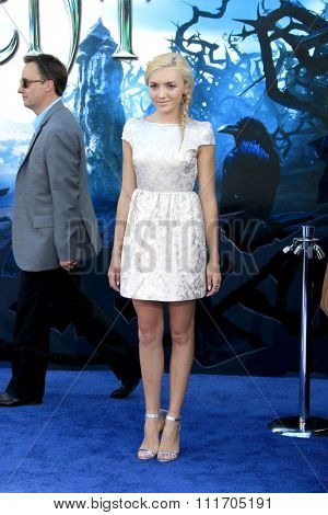 LOS ANGELES - MAY 28:  Juno Temple at the