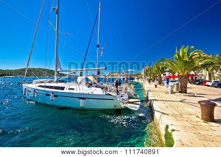 Amazing Rogoznica Sailing Destination Waterfront