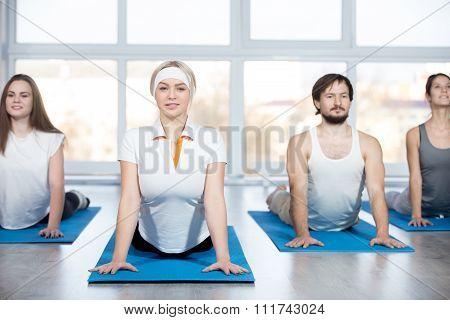 Cobra Stretching Exercise