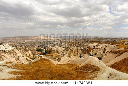 Cappadocia Town Of Goreme