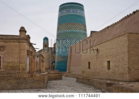 Uzbekistan . Walking around Khiva