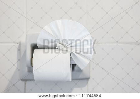 The Toilet Paper