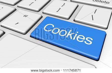 Website Cookies Concept
