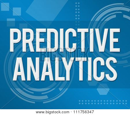 Predictive Analytics Business Background