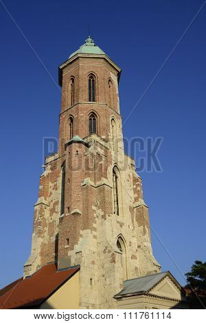 Budapest Mary Magdalene Tower