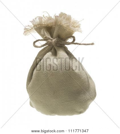 small bag jute