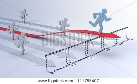 Overcome Obstacles To Success