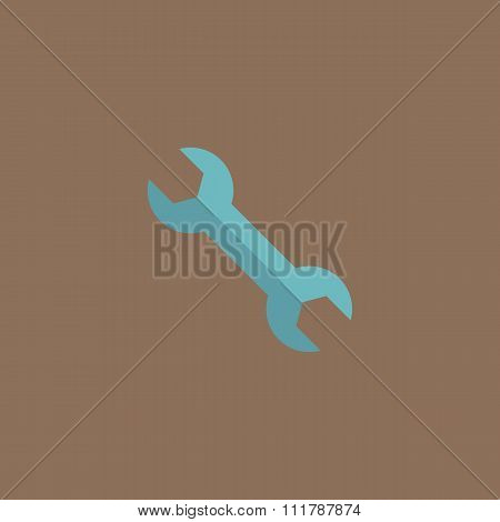 spanner - Vector icon isolated
