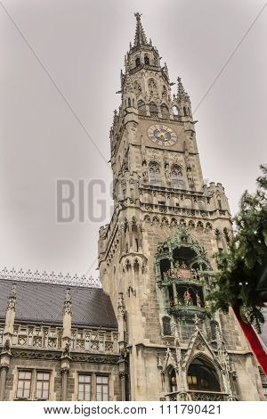 Glockenspiel of Munich