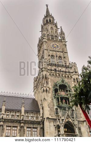 Glockenspiel of Munich
