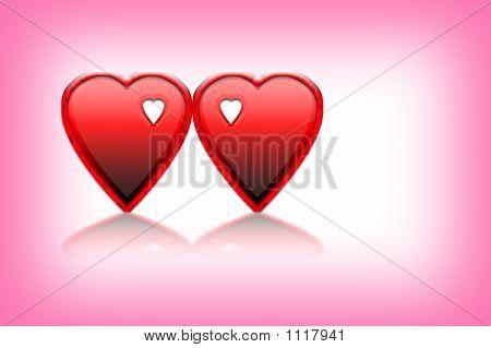 Heart Pair