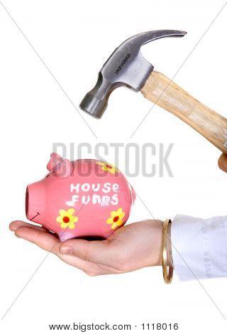 Break The Piggy Bank