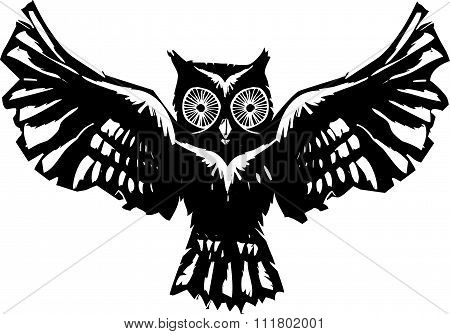 Flying Owl