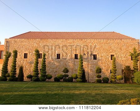 Monastery in Beit Chabab, Lebanon