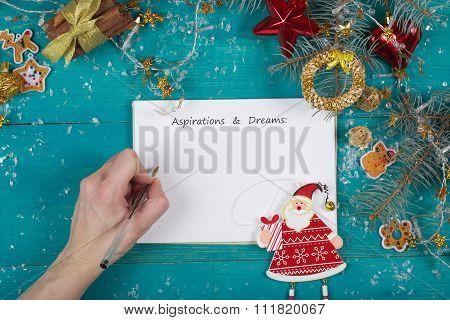 Winter Holidays Background