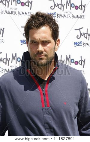 HOLLYWOOD, CALIFORNIA - June 6, 2011. Matt Leinart at the Los Angeles premiere of