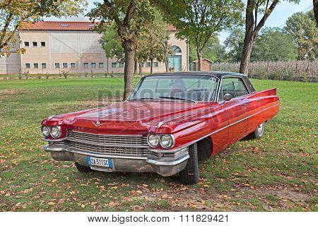 Vintage Cadillac Series 6200