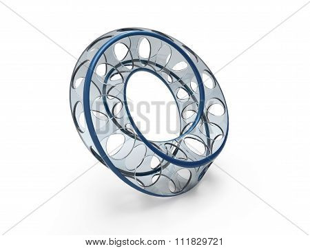 Moebius Ring Shape