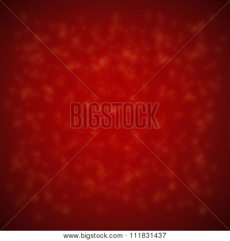 Xmas Background With Gradient Mesh, Vector illustration