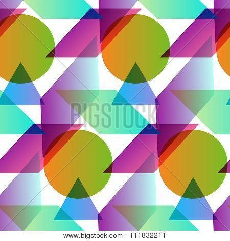 Bright Color Seamless Pattern