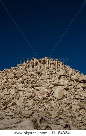 Top Of Mount Evans