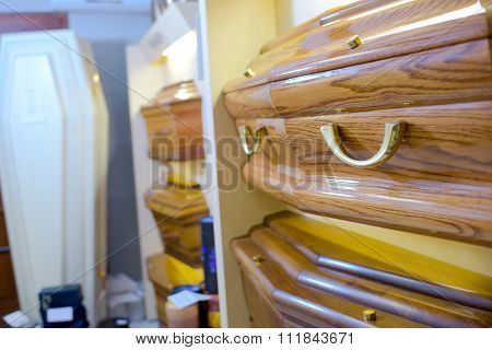 coffin of choice