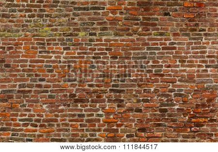seamless old brick wall texture