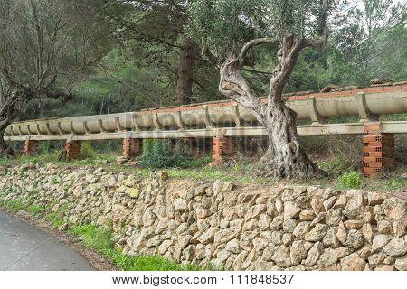 Small Agricultural Aqueduct