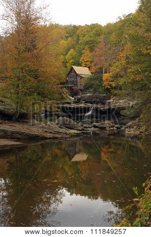 Glade Creek Grist Mill Babcock State Park