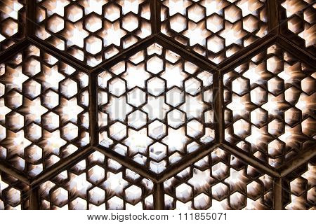 Magnificent Latticed Windows