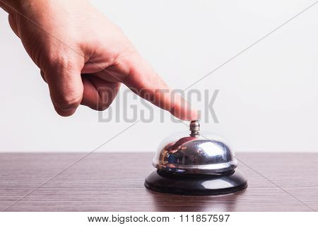 Service bell ring