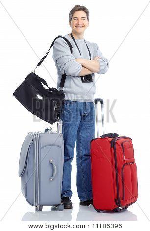 Tourist Mann.