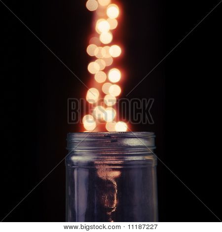 Magical Glass Jar