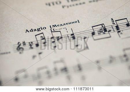 Musical Tempo