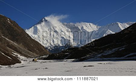 Sixth Highest Mountain In The World Cho Oyu, Nepal