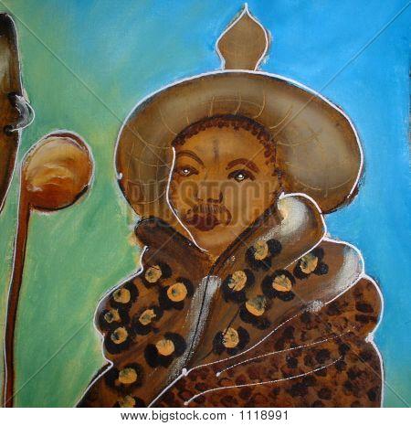 Swazi Man