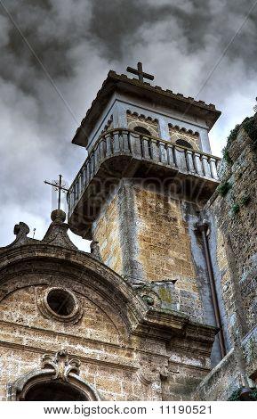Purgatory Church. Gioia del Colle. Apulia.