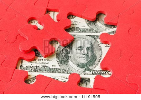 Money And Puzzle