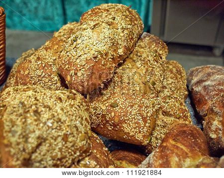 Freshly Baked Homemade Whole Wheat Bread