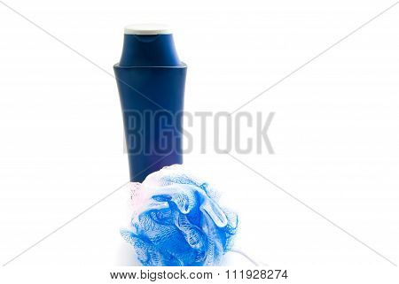 Wisp And Bottle Of Shampoo