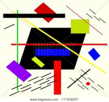 suprematism art