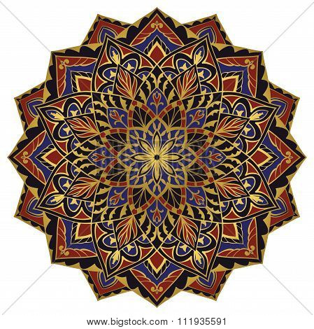 Chic Beautiful Mandala.